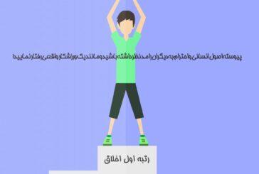اینفوگرافیک توصیه اخلاقی ورزشی