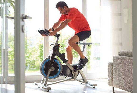 نحوه استفاده از دوچرخه ثابت
