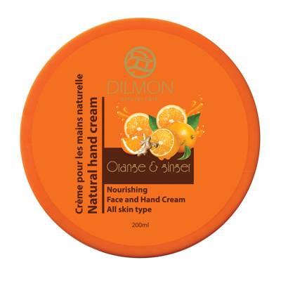 کرم مرطوب کننده پرتقال